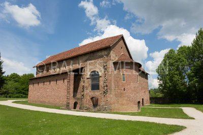 Einhardsbasilika, Michelstadt-Steinbach