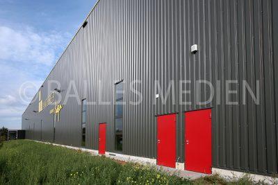 Produktionshalle Landerer, Neuenstadt