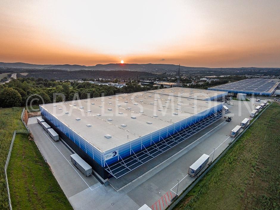 IDI Gazeley, Unit 6, Logistikzentrum
